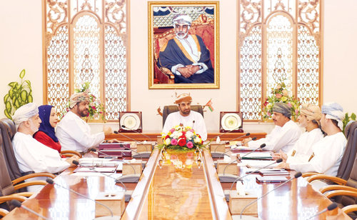 Civil Service Council holds meeting