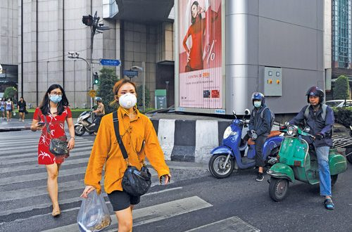 Embassy urges Omanis to wear masks in Bangkok