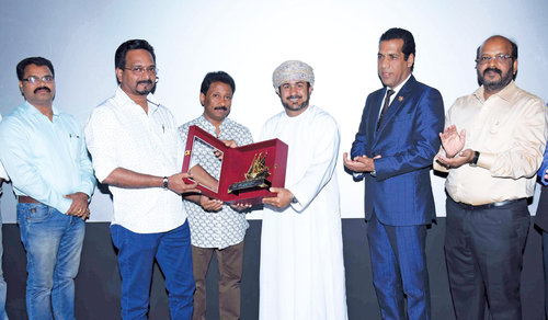 Indian director's short film shot in sultanate premieres