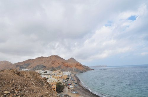 Isolated, moderate rains in Muscat and other parts of Oman: Met department