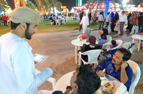 Muscat Festival committee conducts visitors' survey