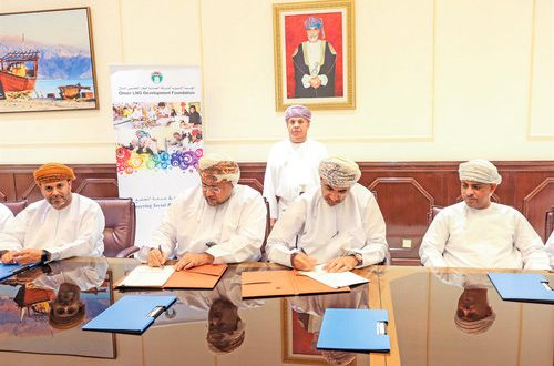 Oman LNG project to support 300 fishermen