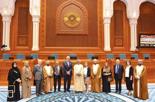 Oman, UK review parliamentary cooperation