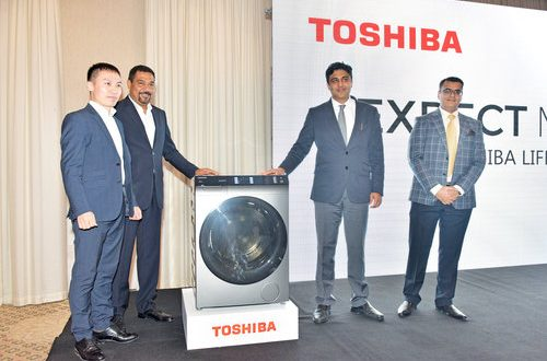 Toshiba lifestyle devices launched