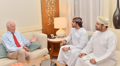 UK praises Oman's foreign policy