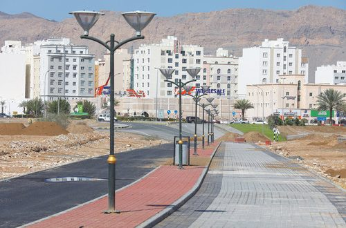 Amerat walkway to officially open today