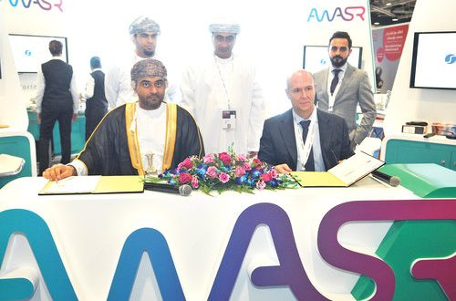 Awasr signs three partnership agreements during Comex