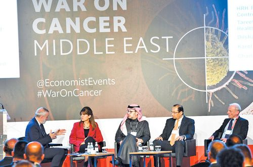 Conference explores strategies to tackle cancer in Middle East