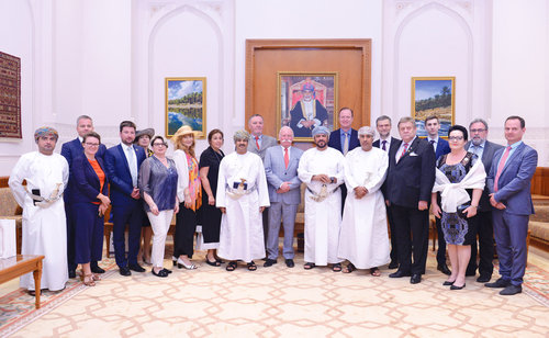 Czech lawyers delegation visits State Council