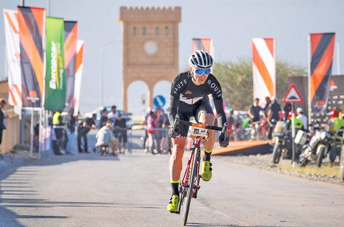 Haute Route cyclists praise 'great country'
