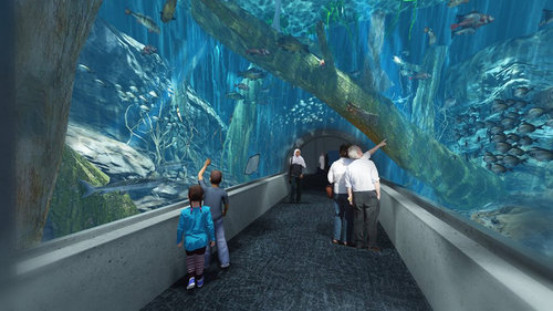 Largest aquarium in Middle East to open at Mall of Muscat on April 15