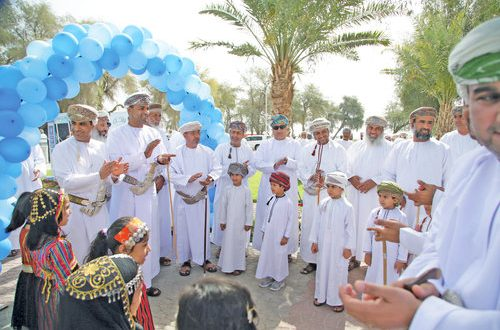 More green spaces: PDO opens park in Manah