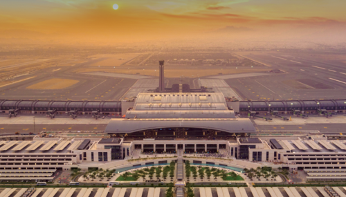 Muscat International Airport 'Most Improved Airport - ME'