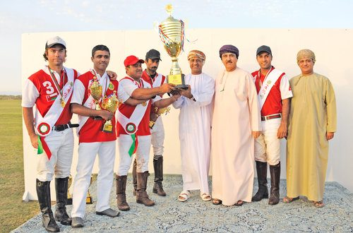 Muscat wins Royal Polo Club Championship