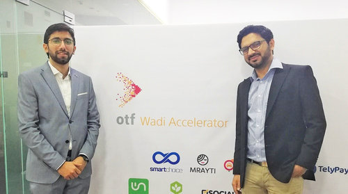 OTF invests $100,000 in Pakistan-based startup