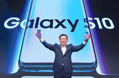 Samsung launches new Galaxy S10 phone range