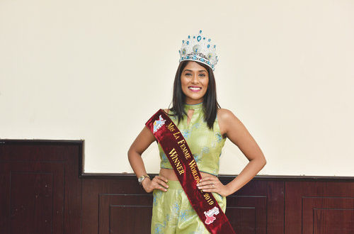 Beauty queen Piya to help women realise their dreams in fashion