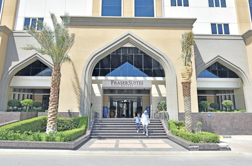 Fraser Suites Muscat offers 120 luxury apartments