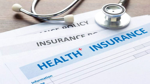 Health insurance: RO500 for outpatient treatment
