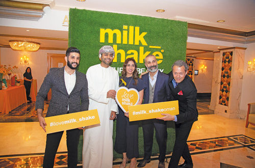 Italian brand milk_shake launches natural haircare products in Oman