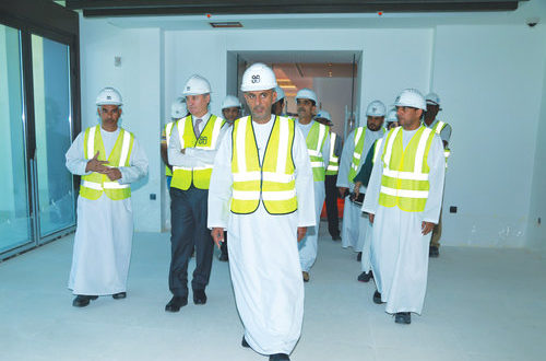 JW Marriott hotel at Madinat al Irfan to open later this year
