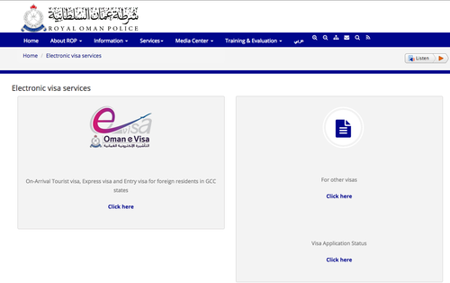 Online work visa facility to be available soon: ROP