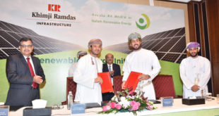 Pact for Oman's first 1MW rooftop solar system signed