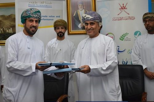 Pact signed to set up vocational workshops