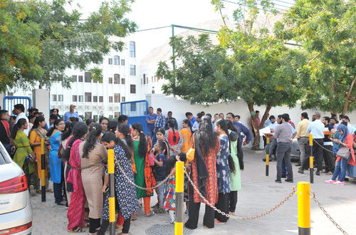 Parents of ISWK students up in arms over fee hike