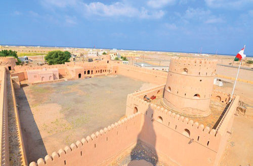 Ras al Hadd fort closed for renovation works
