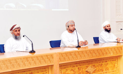 Seminar focuses on Omani immigrant manuscripts