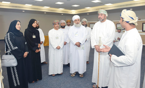 Session focuses on intangible cultural heritage of Oman