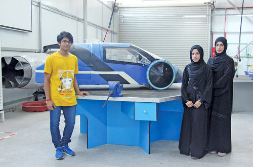 Two teams to take part in Shell Eco-marathon Asia