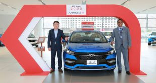 All-new Chery Arrizo 6 launched in Oman