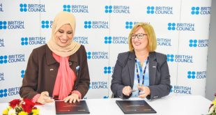 British Council partners with Muscat University