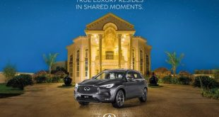 Infiniti announces Ramadan offer on QX50