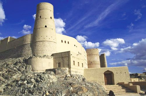 MHC prohibits construction work around Bahla Fort