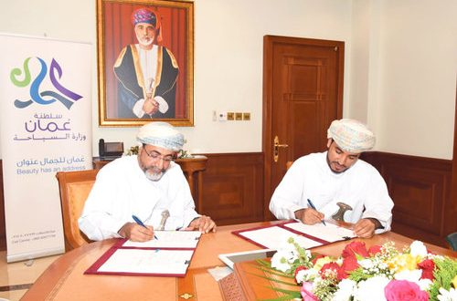 Ministry signs contracts for ten tourism projects
