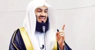 Mufti Menk to address gatherings in Muscat