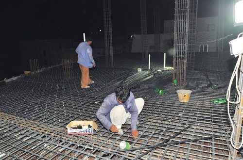 Night construction continues despite order: Residents