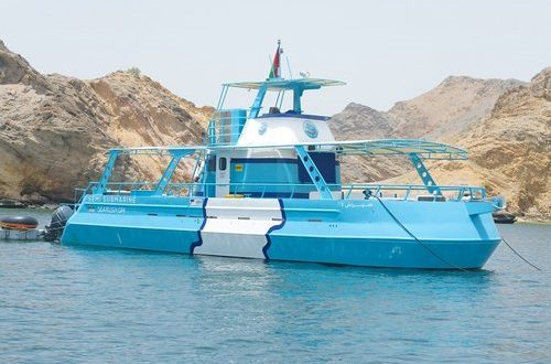 Now, enjoy the beauty of sultanate's marine life in semi-submersible vessel