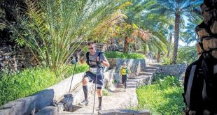 Oman by UTMB to offer extra appeal for trail runners in November
