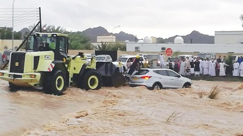 PACDA receives 90 calls for help during rain