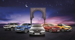 Renault Oman builds up the spirit of Ramadan with special offer