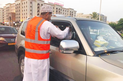 Team distributes over 470 Ramadan baskets