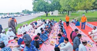 Volunteer group plans 1,000 iftar meals this holy month