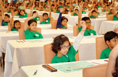 18 children from Oman to take part in India's Abacus events