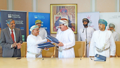 Bahwan Cybertek to develop e-services for housing ministry
