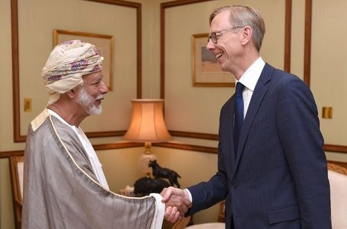 Expect Iran, US to resolve outstanding issues through dialogues: Oman