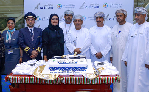 Gulf Air to operate three weekly flights to Salalah till Sept 14